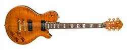 Michael Kelly Patriot Vintage Electric Guitar, Antique Violin Satin