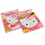 Hello Kitty Paint with Water Book 16 Tear Out Pages (2 Pack)