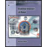 Lab Manual: Residential Integrator's Basics