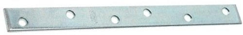 """Stanley Hardware 30-1140 10"""" Mending Plate - Zinc Plated front-970838"""
