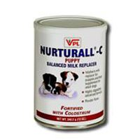Nurturall-C Puppy 12 Oz Powder