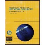 Security+ Guide to Network Security Fundamentals (Book Only)