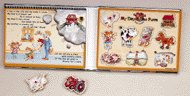 Cheap Small World My Day at the Farm Puzzle Book (B000TFP4Z2)