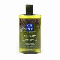 KISS MY FACE, BTH/SHWR GEL,SILKY SOFT 16 OZ EA 1