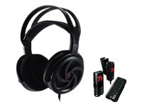 Tt eSports Shock Spin HD 7.1 Gaming Headset inkl. Mikrofon (95 dB) schwarz