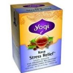 Yogi Tea, Various Flavors, Herbal Tea, 16 Count (Choose Below) (Pack of 3) (Kava Stress Relief) from Yogi