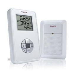 Maverick Wireless Ind / Out Thermom w/ind Hygrometer Wireless Indoor Outdoor Electronic Thermometer