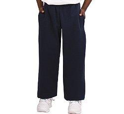 French Toast Boys' Navy Fleece Sweatpant, XL