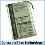 Battery Archos Gmini 400, Gmini 402, Gmini 402CC, AV402E, PocketDISH AV402E, Li-pl, 1400 mAh