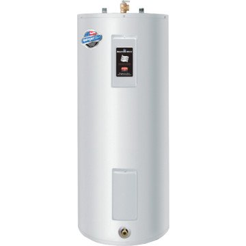 Bradford White M250T6Ds-1Ncww 50 Gallon Electric Water Heater - Tall Model