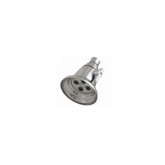 Kingston Brass K147C1 Designer Trimscape Premium 3 3/8 Inch Diameter Adjustable Shower Head, Polished Chrome