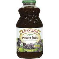 R.W. Knudsen Organic Prune Juice (Case of 12)
