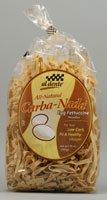 Al Dente Carba-Nada Egg Fettuccine Noodles -- 10 oz