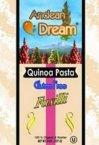 Andean Dream Organic Fusilli Quinoa Pasta Gluten Free ( 12x8 OZ)