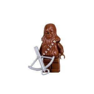 LEGO Star Wars Minifigur - Chewbacca mit Armbrust Diese