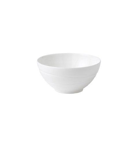 jasper-conran-at-wedgwood-white-bone-china-swirl-gift-bowl-by-jasper-conran