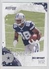 Dez Bryant RC - Dallas Cowboys (RC - Rookie Card) 2010 Score Football Card - NFL Trading Card