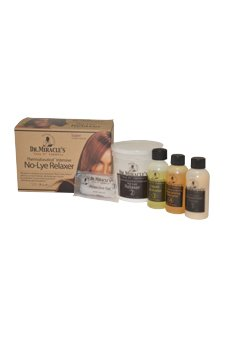 Dr. Miracles Relaxer No-Lye Super Kit