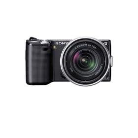 Sony Alpha NEX NEX5K/B Digital Camera with Interchangeable Lens (Black)