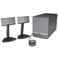 Bose Companion 5 multimedia speaker system - Graphite/Silver