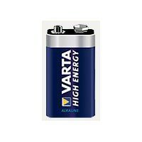 Batterie Varta High Energy alcaline 9V