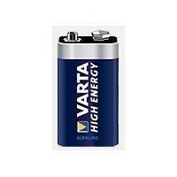 Batterie Varta High Energy alcaline 9V