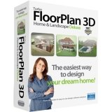 Turbofloorplan Deluxe V16 2D/3D Home Design