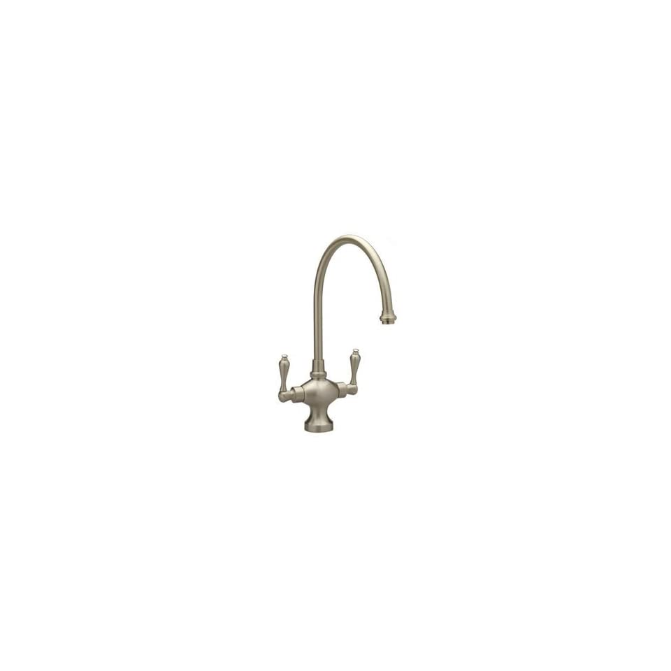Phylrich K8160H014 014 Polished Nickel Bathroom Sink Faucets Single Hole Bar Faucet