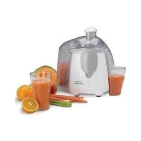 Black and Decker 1.25-c. Fruit and Vegetable Juice Extractor