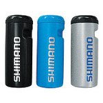 SHIMANO(シマノ) ツールボトル [Y9S0TLBTL1X] シルバー/ブルーロゴ