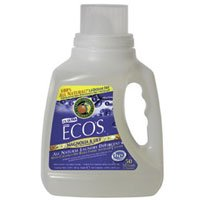 Earth Friendly Ultra Ecos Laundry Detergent Magnolia and Lil