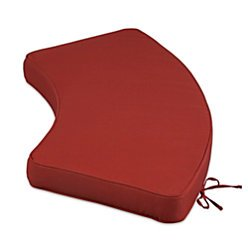 Buy Fire Pit Bench Cushion Red Brick Improvements