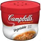 Campbells® Vegetable Beef Soup; 15.5 Oz., 12/Pk