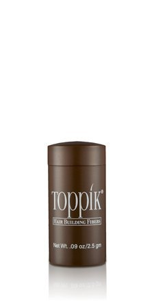 Toppik Hair Building Fibers Medium Brown 0.09 Oz. (Travel Size)
