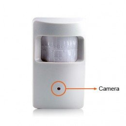 Motion Detector Hidden Home Video Security Camera