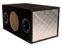 Obcon Single 12-Inch Hidden Chamber Hatchback Sub Woofer Box