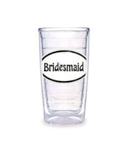 Bridesmaid Tervis Tumbler - Personalized Tervis Tumbler