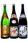 鹿児島芋焼酎 おすすめ3本(伊佐美・黒島美人・島乙女) 飲み比べセット