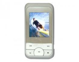Impecca MP1827 2GB Digital Media Player with 1.8-Inch Color LCD Display (Silver)