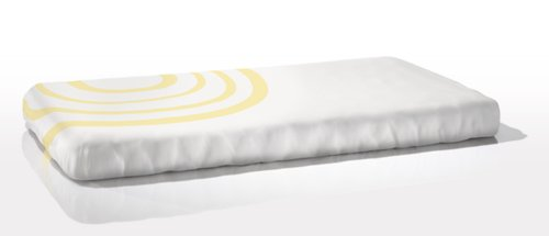 Nook Sleep Systems Daffodil Fitted Crib Sheet Ripple FIT-RPL