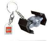 Lego 4520686 Star Wars Vader TIE Fighter Key Chain - 1