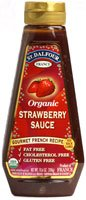 St Dalfour Organic Strawberry Sauce (2 Pack)