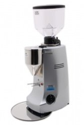 Mazzer Robur Electronic Low RPM Commercial Burr Grinder - Silver