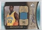 Brandon Bass #82 100 New Orleans Hornets (Basketball Card) 2005-06 SP Authentic... by SP+Authentic
