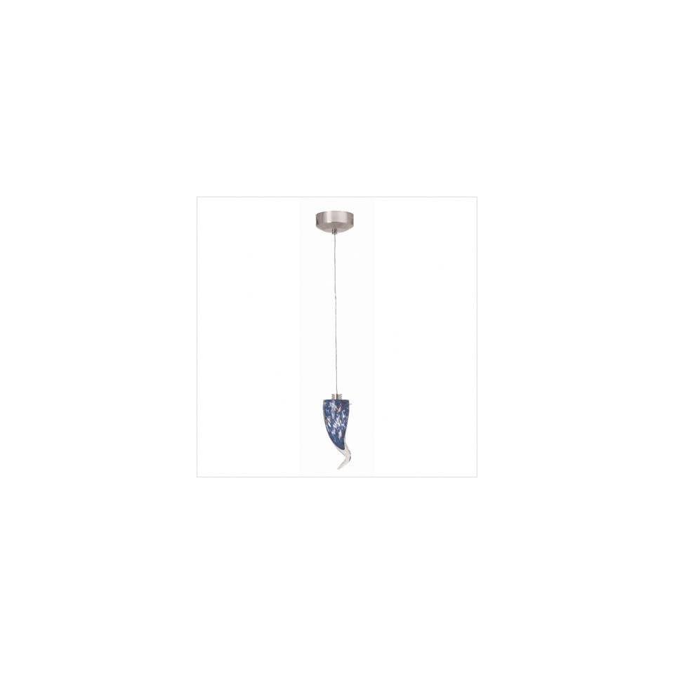 Access Lighting 90960-BRZ//BLU Alpha Little Horn Low Voltage Mini