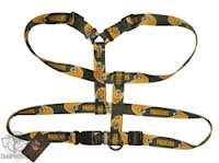 Hunter MFG 5/8-Inch Green Bay Packers Adjustable Harness, X-Small by DoggieNation