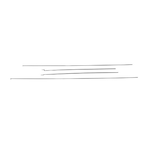 EasySky Push Rod Set for Cessna 182 Airplane