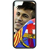Personalized Neymar World Cup Flag FCB Case for iPhone 6