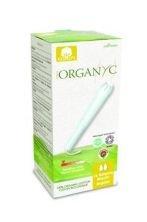 Package Of 14 Organyc Applicator Tampon - Regular,
