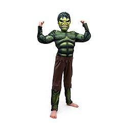 Avengers Hulk Classic Muscle Costume